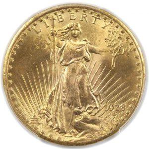 St. Gauden Double Eagle